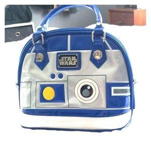 R2D2 loungefly bag